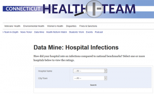 Data Mine Hospital Infections