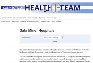 Data Mine: Hospitals
