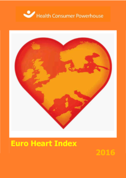 Euro Health Index - Performance Report Card