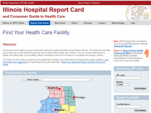 Illinois Hospital Report Card