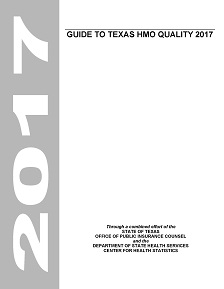 Texas HMO quality report card