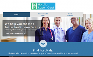 Vermont Hospital Report Card