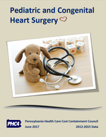 Report on Pediatric and Congenital Heart Surgery