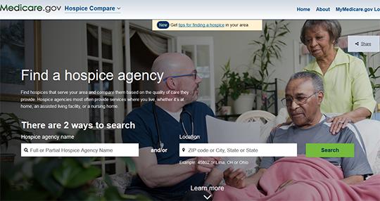 Medicare Hospice Compare