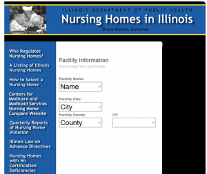 Nursing Homes in Illinois