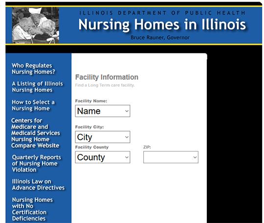 Nursing Homes in Illinois
