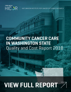 HICOR Community Cancer Care Report