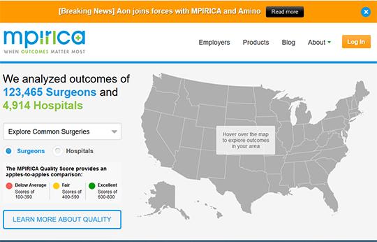 mpirica quality scores