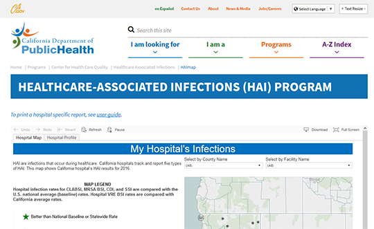 My Hospital Infections