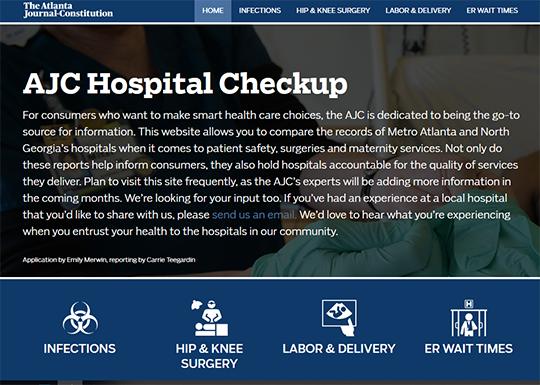 AJC Hospital Checkup