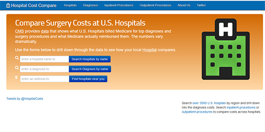 Hospital Cost Compare