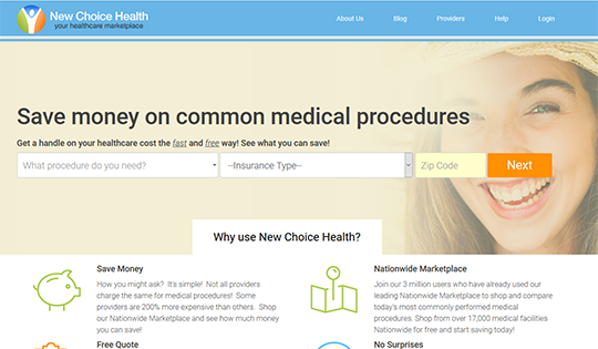 New Choice Health Compare Health Facilities
