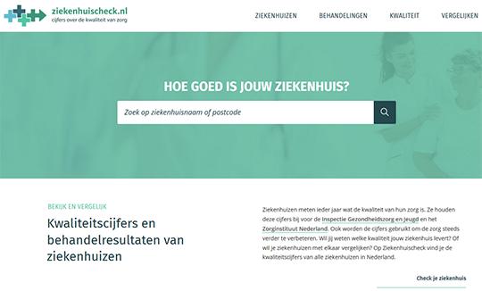 Ziekenhuizencheck - Hospital Check