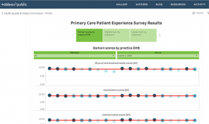Primary Care Patient Experience Survey Results