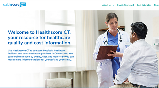 HealthScoreCT