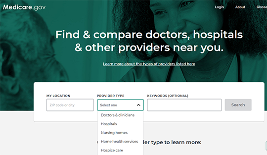 Medicare Care Compare