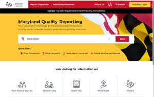 Maryland Quality Reporting